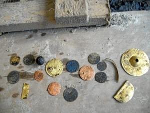Aus der Tasche des Schiffers gefallen! Gebrauchsmünzen aus allen Jahrhunderten!